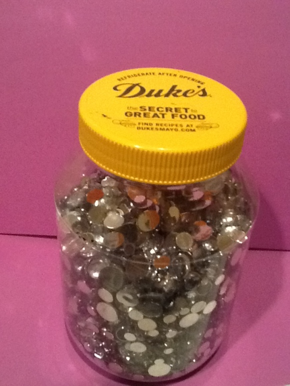 jar of jewels